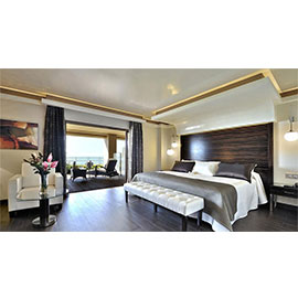 HO 1094 Deluxe Design Contract Project Furniture High End Hotel Furniture  Supplier