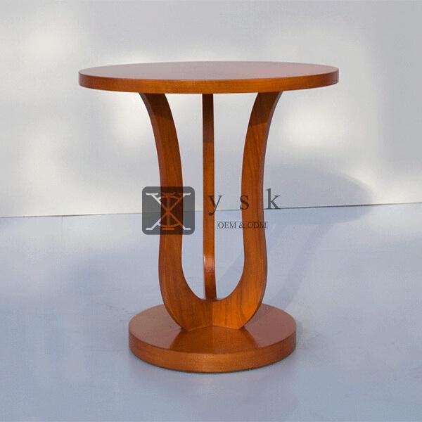 CT-267 Living Room Furniture Wooden Teapoy Modern Designs